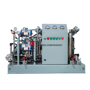 Industrial Reciprocating Co2 Compressor Extraction for Beer
