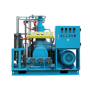 40m3 Oil Free Industrial Reciprocating Compressor De Oxigênio Puro Fornecedor